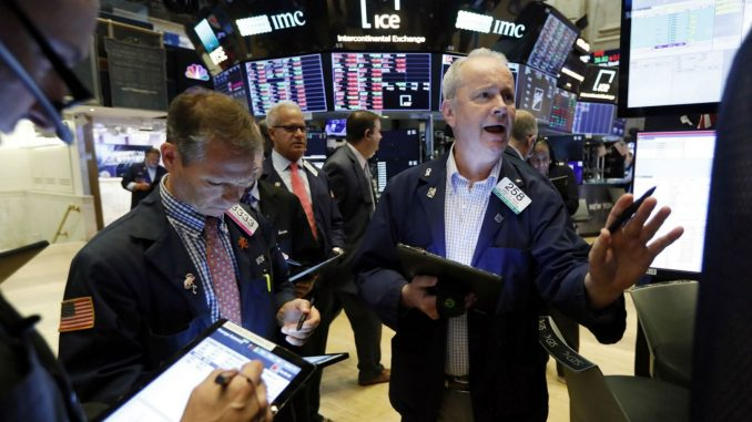 Wall Street Profits Rose 11 Percent in First Six Months of 2019