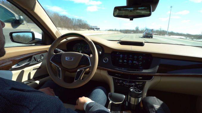 Cadillac enhances Super Cruise, adds lane change on demand