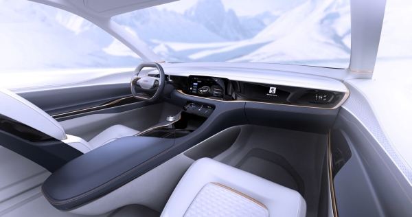 Fiat Chrysler's Airflow Vision concept car touts an all-digital cabin