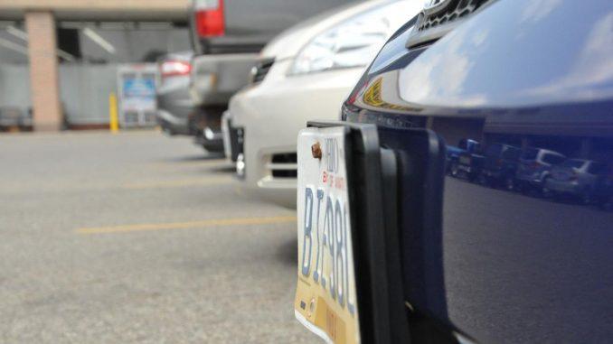 Law enforcement, school officials favor front license plate law