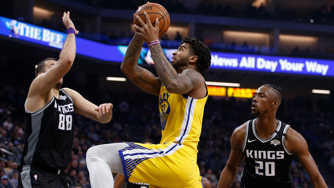 Marquese Chriss, waived by Warriors, at peace with team's decision