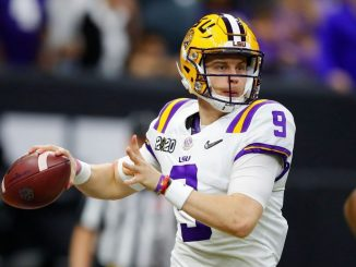 "Former No. 1 overall pick advises Joe Burrow to ""pull an Eli Manning"""